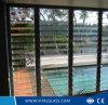 Green/Blue/Bronze Louver Glass for Windows/Bathroom Glass