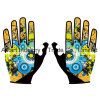 Custom Skidproof Protective Glove Motocross Gear Sports Gloves
