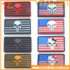 USA Custom Flag PVC Patch. PVC Badge (YB-ST-003)