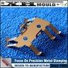 OEM Custom Small Metal Precision Stamping Brass Spring Clip