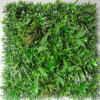 Anti UV Protected Fire Retardant Artificial Boxwood Fern Plant Foliage IVY Leaf Hedge Privacy ...