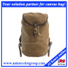 Mens Designer Leisure Canvas Backpack for Camping and Trips