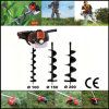 CE 52cc Petrol Post Hole Digger Drill Cultivator for Sale