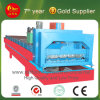 Hky68-380-760 Apical Teeth 3 Roll Forming Machine Folding Tamping Plant