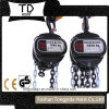 2 Ton 3 Meters Hand Chain Hoist / Manual Chain Hoist / Chain Pulley Block