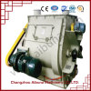 Non-Gravity Double Shafts Paddle Mixer