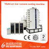 Gold, Silver, Multi-Arc Ion Coating Machine for Stainless Steel Display Rack