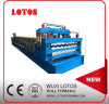 Shape Roof Panel Roll Forming Machine