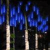 SMD2835 30cm LED Meteor Shower Light for Tree Decoration