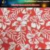 Tropical Flower Printed on Polyester Microfiber Fabric for Shirt/Beachwear (YH2130)