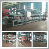 Roof and Wall Sandwich Panel Production Line Machine