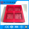 WT Mesh Surface Six Runners Feature 1200*1000 Plastic Pallet