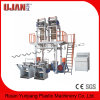 Double Die Head Extruder Film Blowing Machine