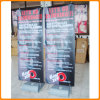 Trilateral Water Tank X Carbon Fiber Poles Banner Display Stand (BN-12)