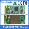 Top-5m01 802.11AC 600Mbps Mt7610u Dual Band USB WiFi Module for Android Device Communication Module