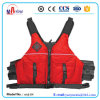 Ce Certificate PVC Foam Paddle Sports Vest with 2 Big Pockets