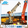 3t10m Hydraulic Electric Telescopic Boom Marine Ship Deck Crane