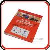 Custom Recycled A4 Cardboard File Folder with 4 O Ring Binder