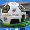 Inflatable Football Jumping Castle Bouncing Games