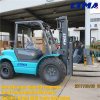 Best Standard 3 Ton Small All Terrain Forklift Price