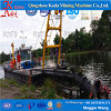 Cutter Suction with Hydraulic Dredge Pump