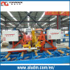 2750 T Aluminium Extrusion Double Puller with Hot Saw in Aluminum Extrusion Machine