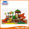 China Park Equipment Outdoor Playground with Plastic Slide