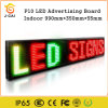 Outdoor Programmable LED Sign with The Cheapest Price