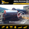 Strong Intensity Rare Earth NdFeB Mining Permanent Drum Magnet Separator