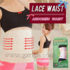 Germanium Lace Waist Shaper/Tummy Binder/Tube Top/Women Waist Trainer