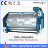 Full Stainless Steel Steam/Electrical Industrial Clothes Washing Machines for Hospital/School/Factory