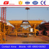 Guancheng PLD800 Mini Mobile Concrete Batching Machine in China