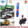 Single Acting Front Mount Hydraulic Cylinder for Tipping and Dump Truck