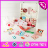 2015 New Type Wooden Toy Doctor Kit for Kids, Educational DIY Doctor Play Set Toy, Role Play Toys Doctor Play Set on Sale (W10D011)