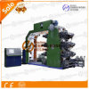 Changhong Six Color Plastic Bag Flexography Printing Machine