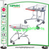 Wheel Chair Trolley for Disabled Person Shopping Usage