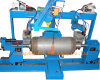 Double Torches Circumferential Seam Welding Machine for Stainless Steel Solar Water Tank Cover