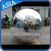 Inflatable Huge blue Mirror Ball Advertising Inflatable Product Large Mirror Balloon