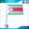 Sucker Car Flag, Miniature Car Flag Inside (NF24F03007)