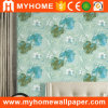 2016 High Grade Natural Textured PVC Vinyl Wall Paper New