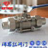 China Manufacturer 3PC Union Welded Ball Valve