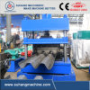PLC Control System Three Waves Guadrail Cold Roll Forming Machine
