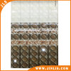 Building Material 3D Brown Ceramic Wall Tile with ABC Design
