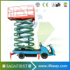 6m to 14m Electric Hydraulic Vehicle Mounted Aerial Man Elevator