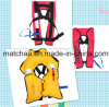 Fishing Used Single Air Chamber Inflatable Life Jacket