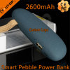 New Portable Pebble Shaped Power Bank 2600mAh (YT-PB27-04)