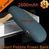 New Portable Pebble Shaped Power Bank 2600mAh (YT-PB27-04)