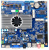 Fanless POS Terminal Motherboard with Atom D2550/N2800 Processor