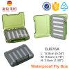 a Brand-New Double Side Foam Insert Capacity Waterproof Fly Fishing Box