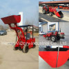 Mini Electric Tractor Shovel Electric Loader for Transport